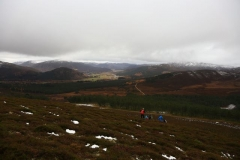 3.Descending Meall Gorm