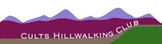 Cults Hillwalking Club Logo